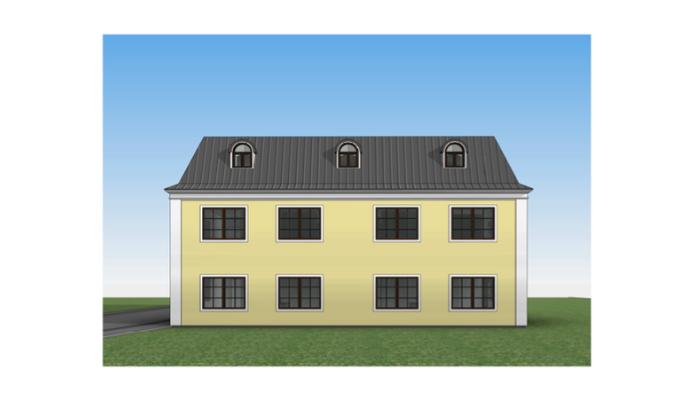 Bygglovsritningar Flerbostadshus - Örebro