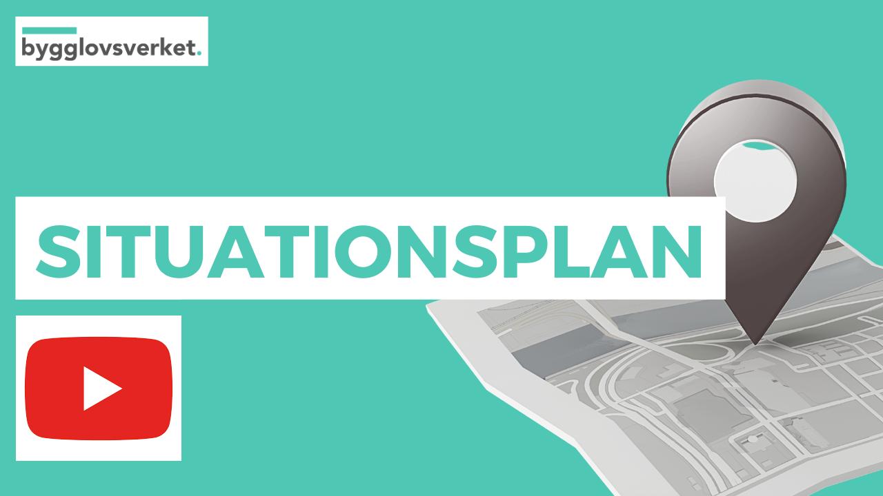 BYGGLOVSRITNINGAR: Vad är en situationsplan?