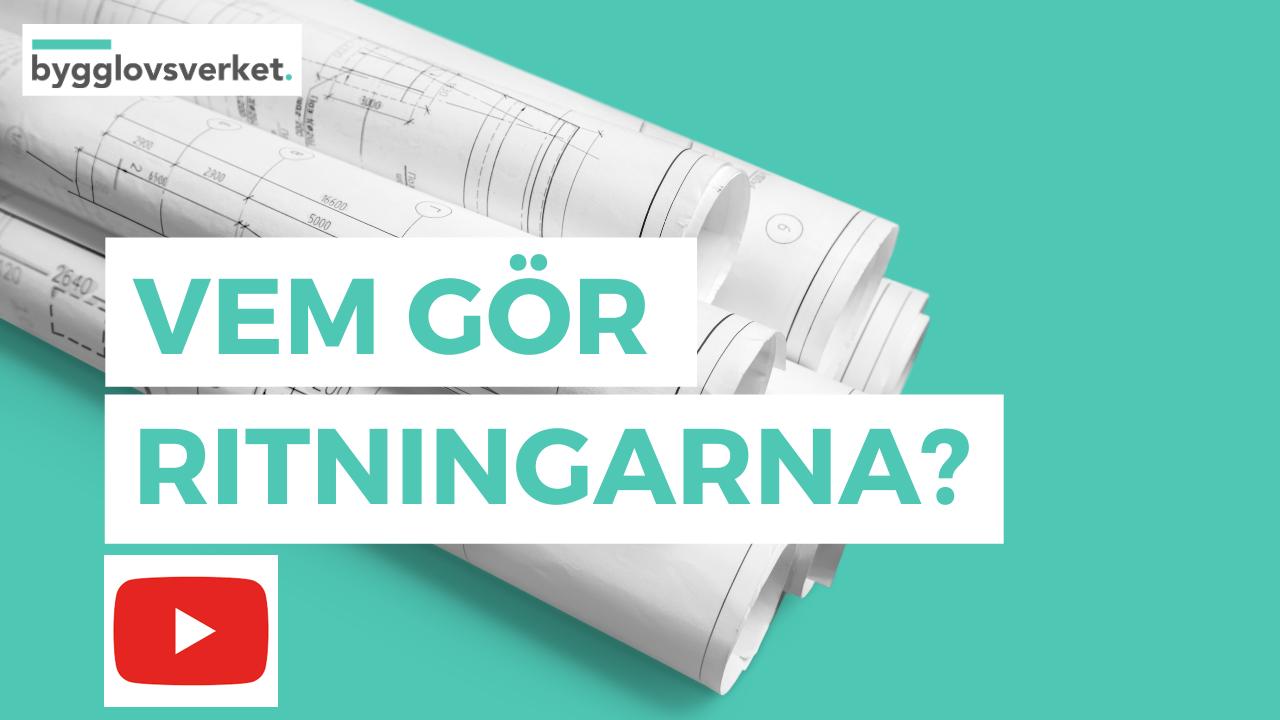 BYGGLOVSRITNINGAR: Vem kan hjälpa mig med mina bygglovsritningar?
