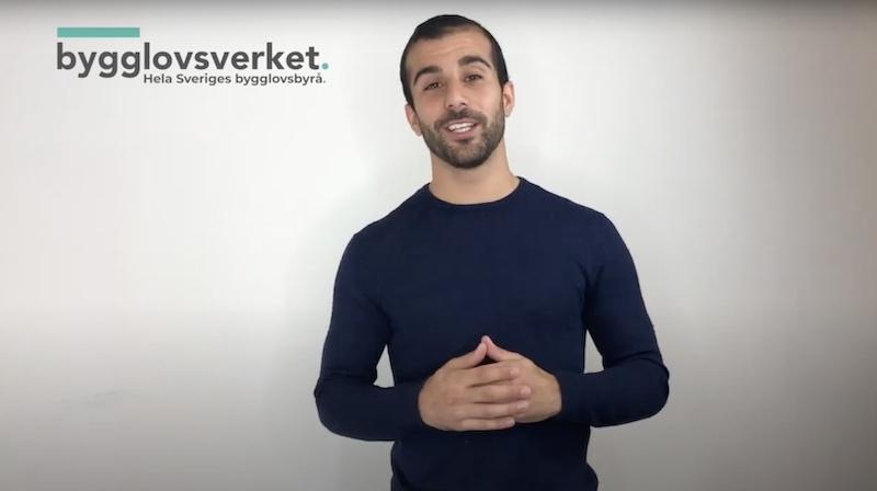 Bygglovsritningar Stockholm ansökan